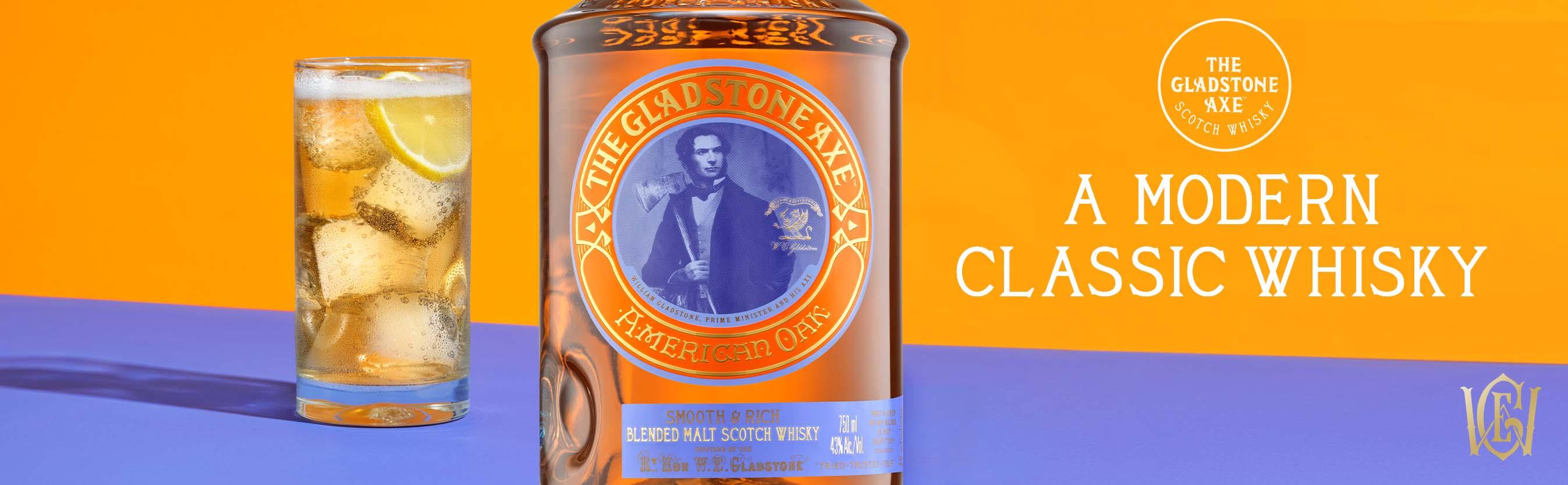 Gladstone Axe American Oak Blended Malt Whisky
