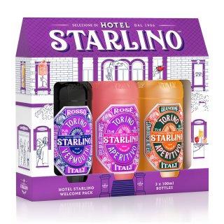 Starlino Miniatur Trial-Pack 3x10cl