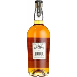 Flaming Pig Black Cask Irish Whiskey 40% Vol