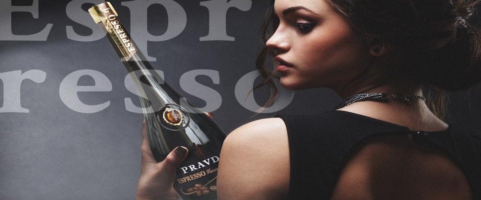 Pravda Espresso Vodka